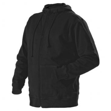 Blaklader 3366 Full Zipped Sweatshirt With Hood (Black)
